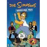 Simpsons - Backstage Pass [DVD]